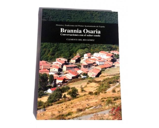 Libro Brannia Osaria