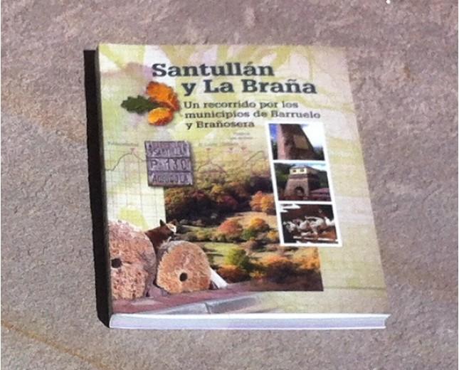Libro Santullán y La Braña