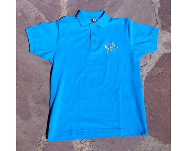 Polo 824 Azul