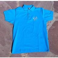 Polo 824 Brañosera Azul